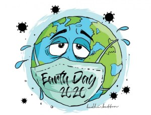 Happy international Earth Day 2020 – 5 Earthly-effects due to COVID-19