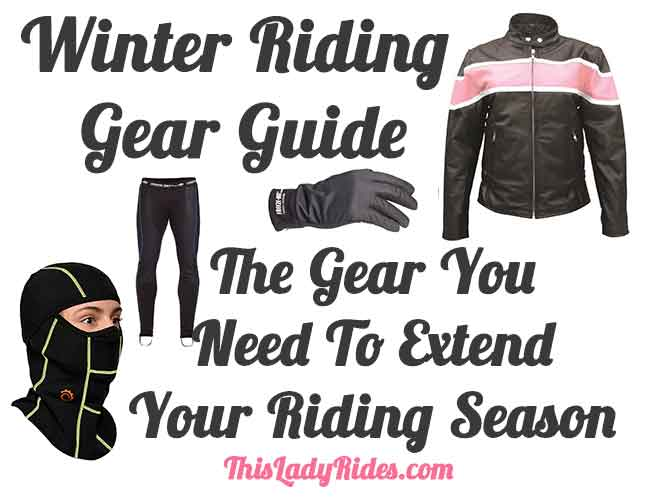 Must Have Winter Riding Gear