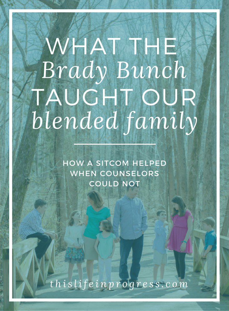 Winning   Stepfamily   Blended family   Six Kids   Brady Bunch   How To Blend Family   Second Marriage   Stepfamily Support   Big Family