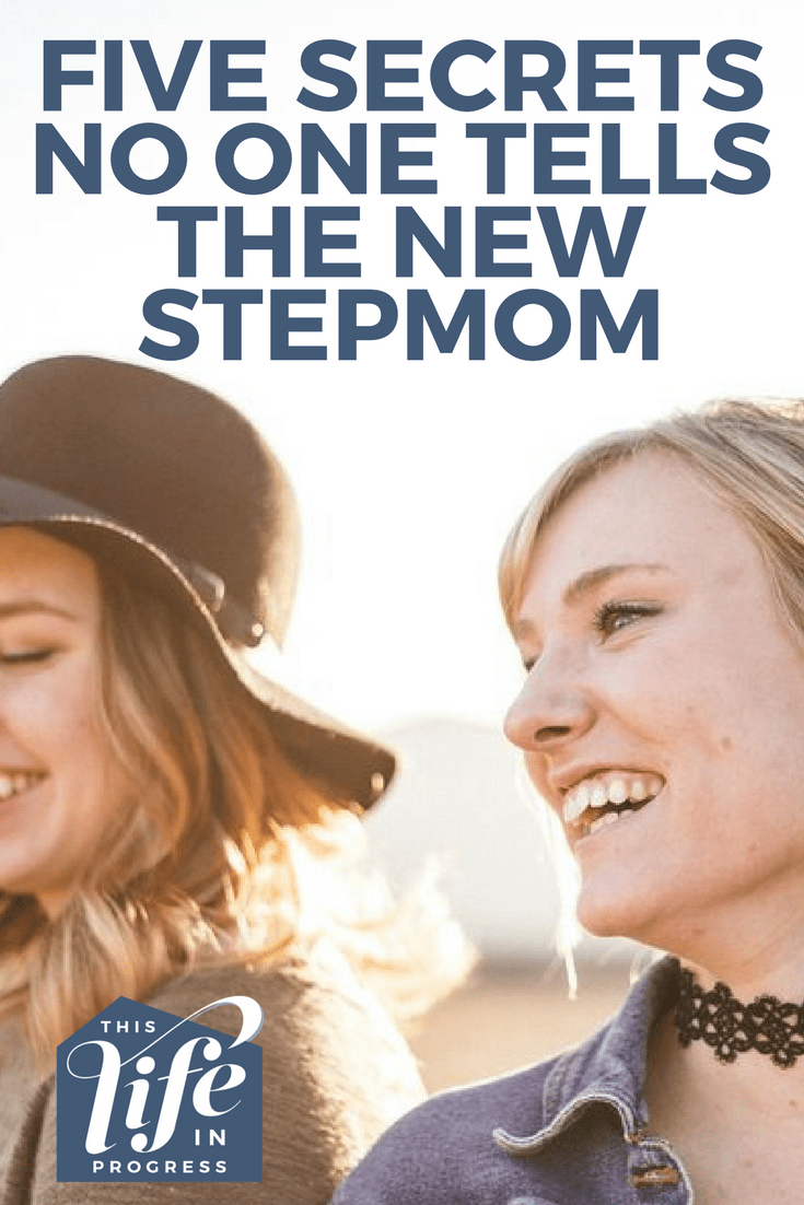 Stepmom Secrets | Stepparent | Stepdad | Stepmother | Blended Family | How to Cope | Stepfamily | Parenting