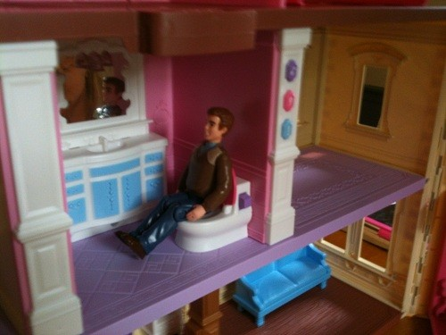 Fisher Price Loving Family Dream Dollhouse This Mama