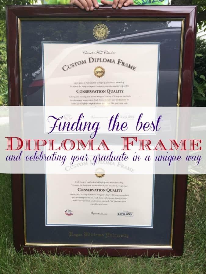 old school diploma frame co | Framess.co