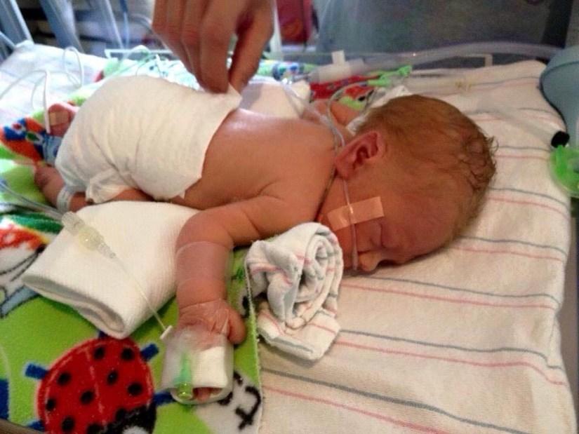 Heart Stories - Kristy Miller - Kristy's son
