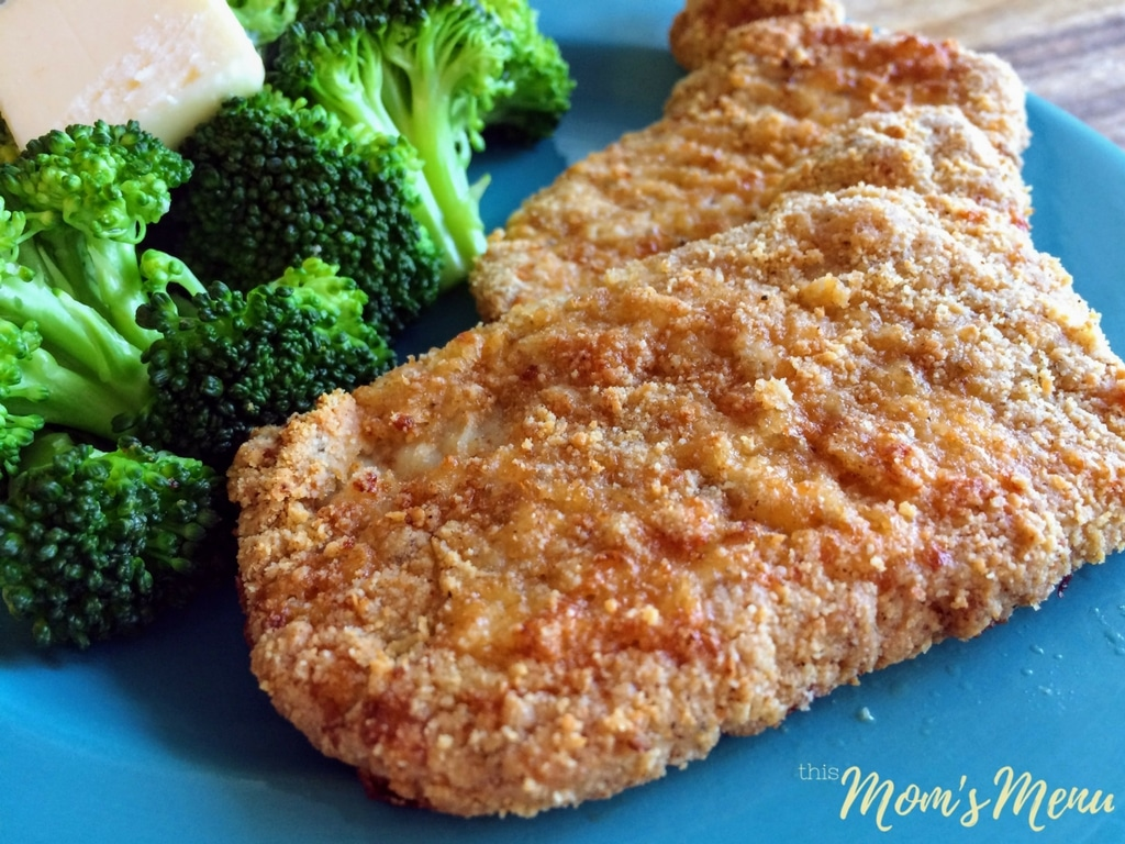Crispy Air Fryer Pork Chops | Keto, Gluten Free