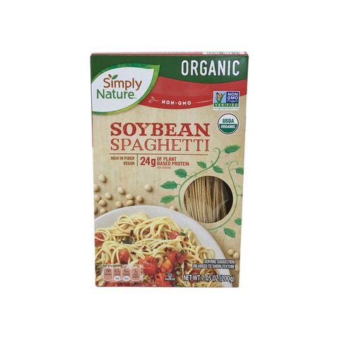 Soybean Pasta
