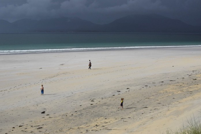 Luskentyre Beach, Isle of Lewis, Outer Hebrides