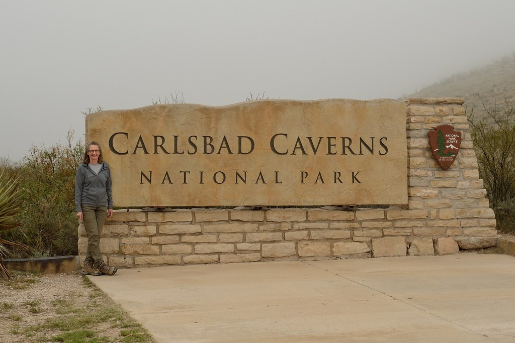 Me Versus Carlsbad Caverns National Park