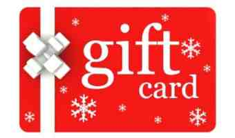 Holiday Gift Card Promotions!