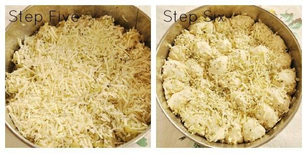 Garlic Pull Apart Bread 2