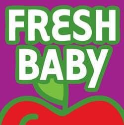 Fresh baby logo