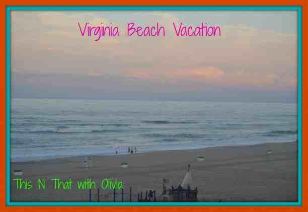 Virginia Beach Vacation 1