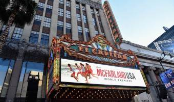 McFarland, USA World Premiere! #McFarlandUSA