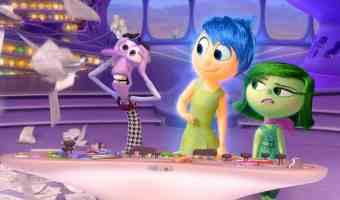 NEW Disney Pixar Inside Out Trailer! #InsideOut