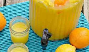 Citrus Punch Recipe! #12daysof