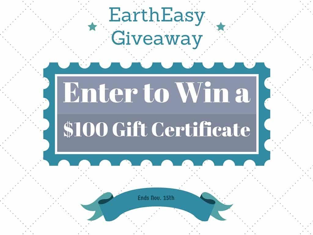 Earth Easy Giveaway Image