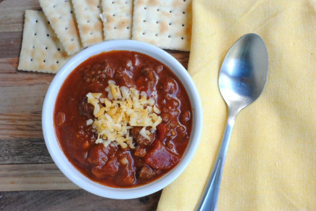 Hearty Chili 1
