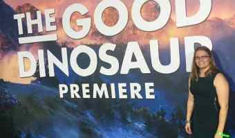The Good Dinosaur Premiere Experience! #GoodDinoEvent
