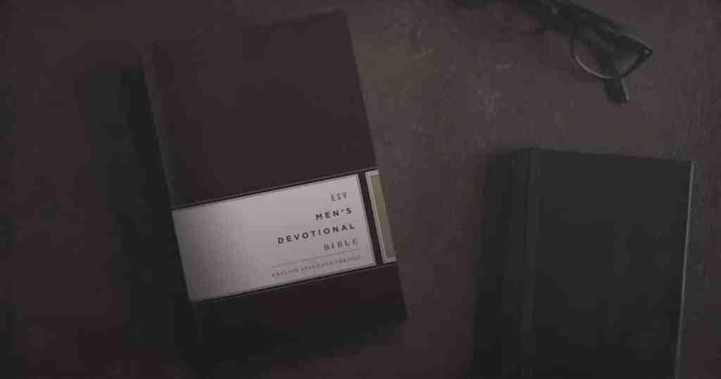 Men's Devotional Bible