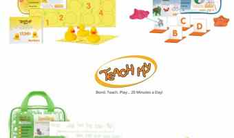 Teach My Learning Kit Giveaway