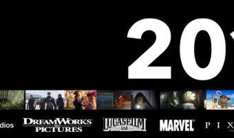 2016 Walt Disney Movie Slate