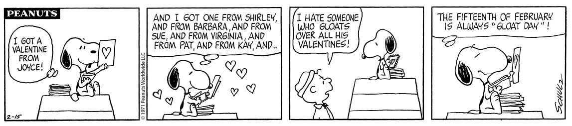 Fall in Love with Peanuts Giveaway PeanutsValentine