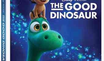 The Good Dinosaur on Blu-ray Feb 23