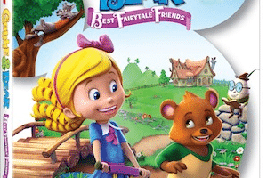 Goldie and Bear on DVD April 19