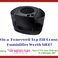 Win a Honeywell Humidifier
