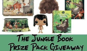 Jungle Book Giveaway