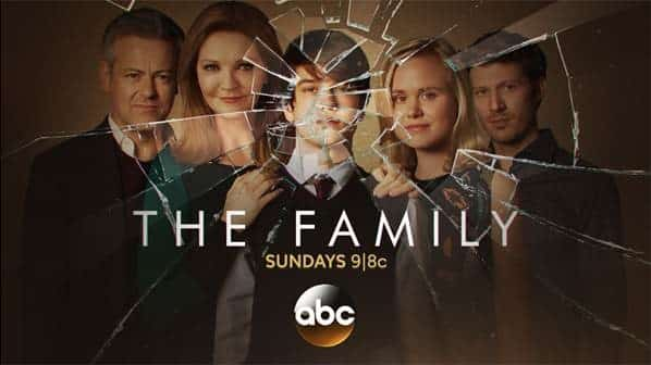 ABC's The Family #ABCTVEvent