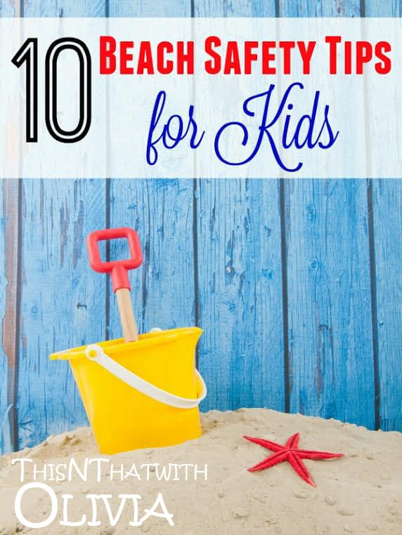 10 Beach Safety Tips for Kids