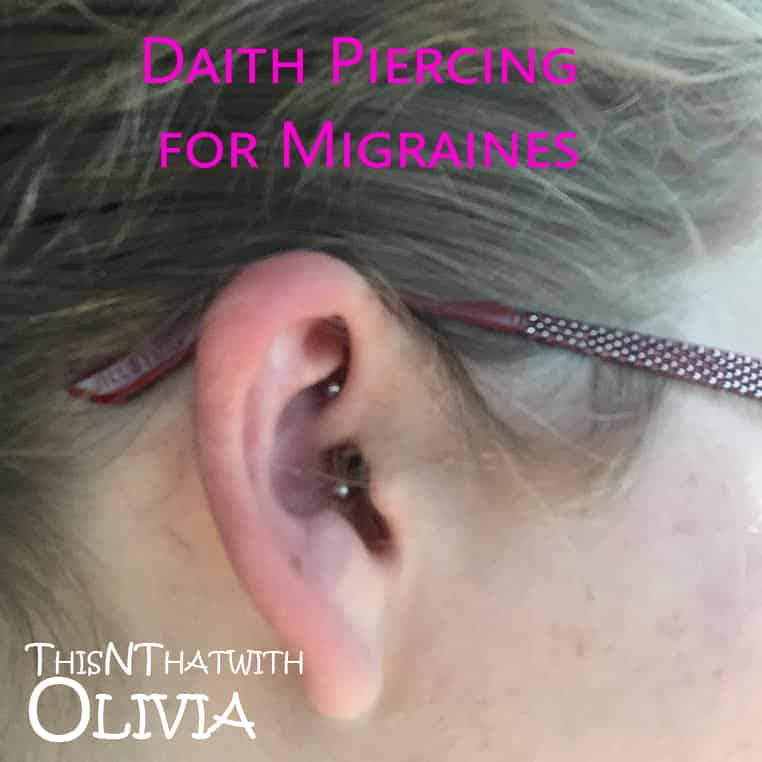 Daith Piercing for Migraines