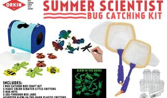 Orkin Summer Scientist Giveaway