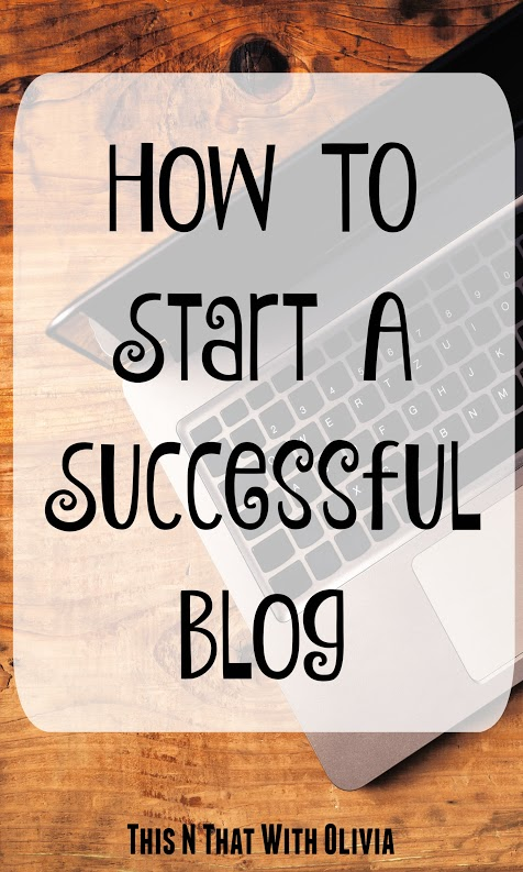 Learn how to start a successful blog