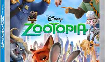 Zootopia Available 6/7