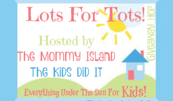Lots for Tots Giveaway