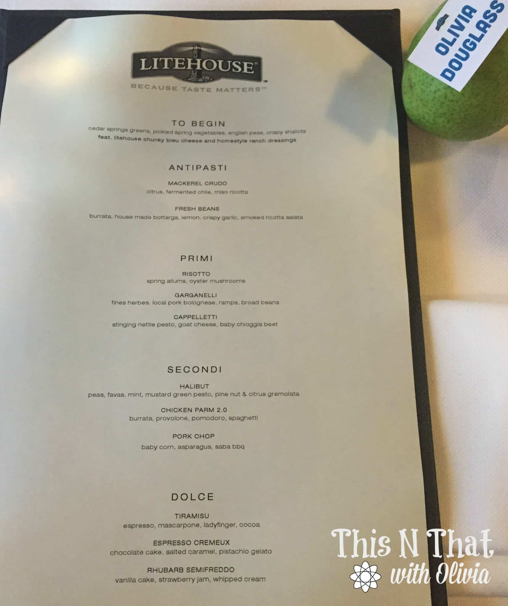 #SeeTheLite Event with @LitehouseFoods | ThisNThatwithOlivia.com