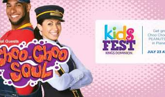 Kidsfest at Kings Dominion VA | ThisNThatwithOlivia.com