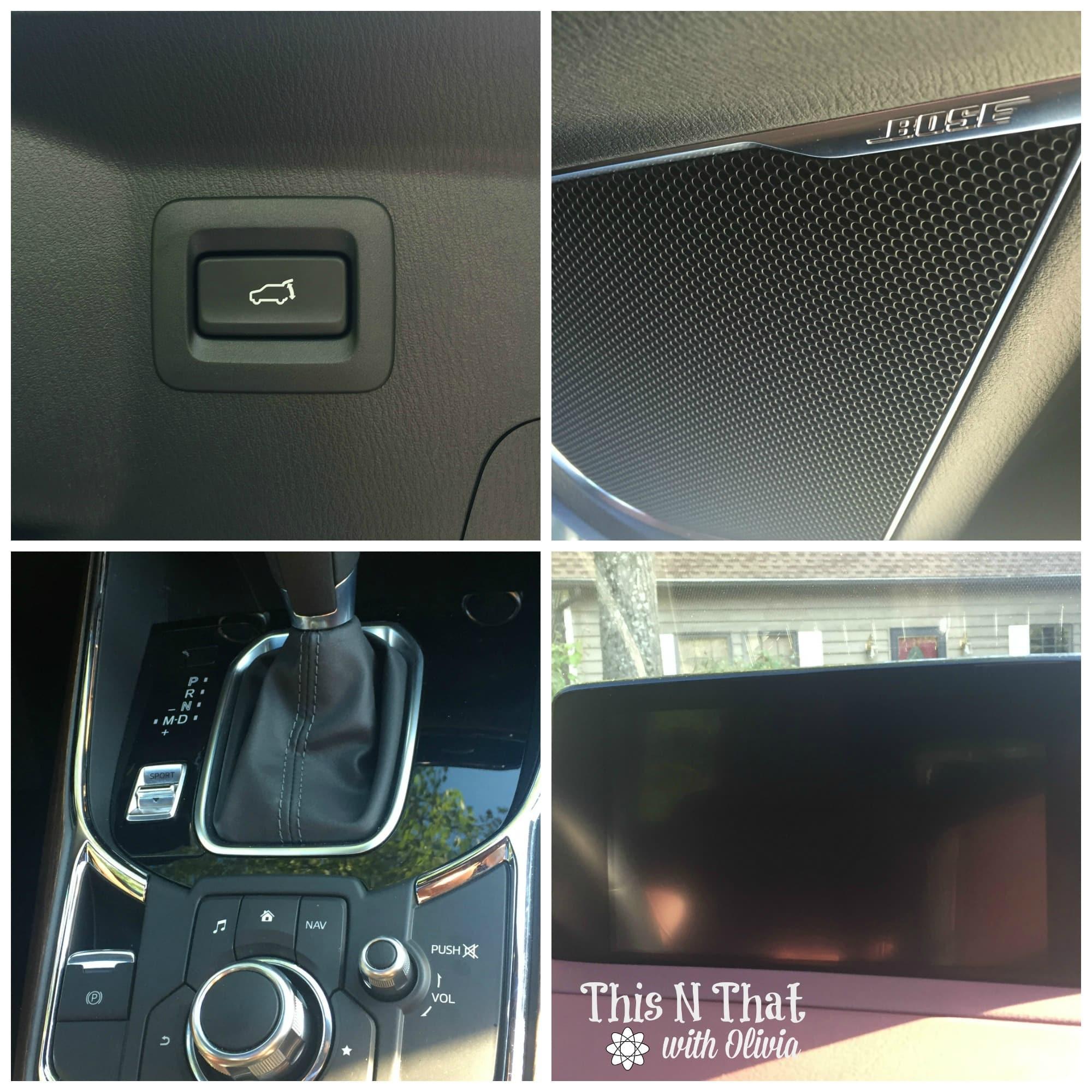 2016 Mazda CX-9 AWD Review #DriveMazda @MazdaUSA #DriveShop #Ad| ThisNThatwithOlivia.com