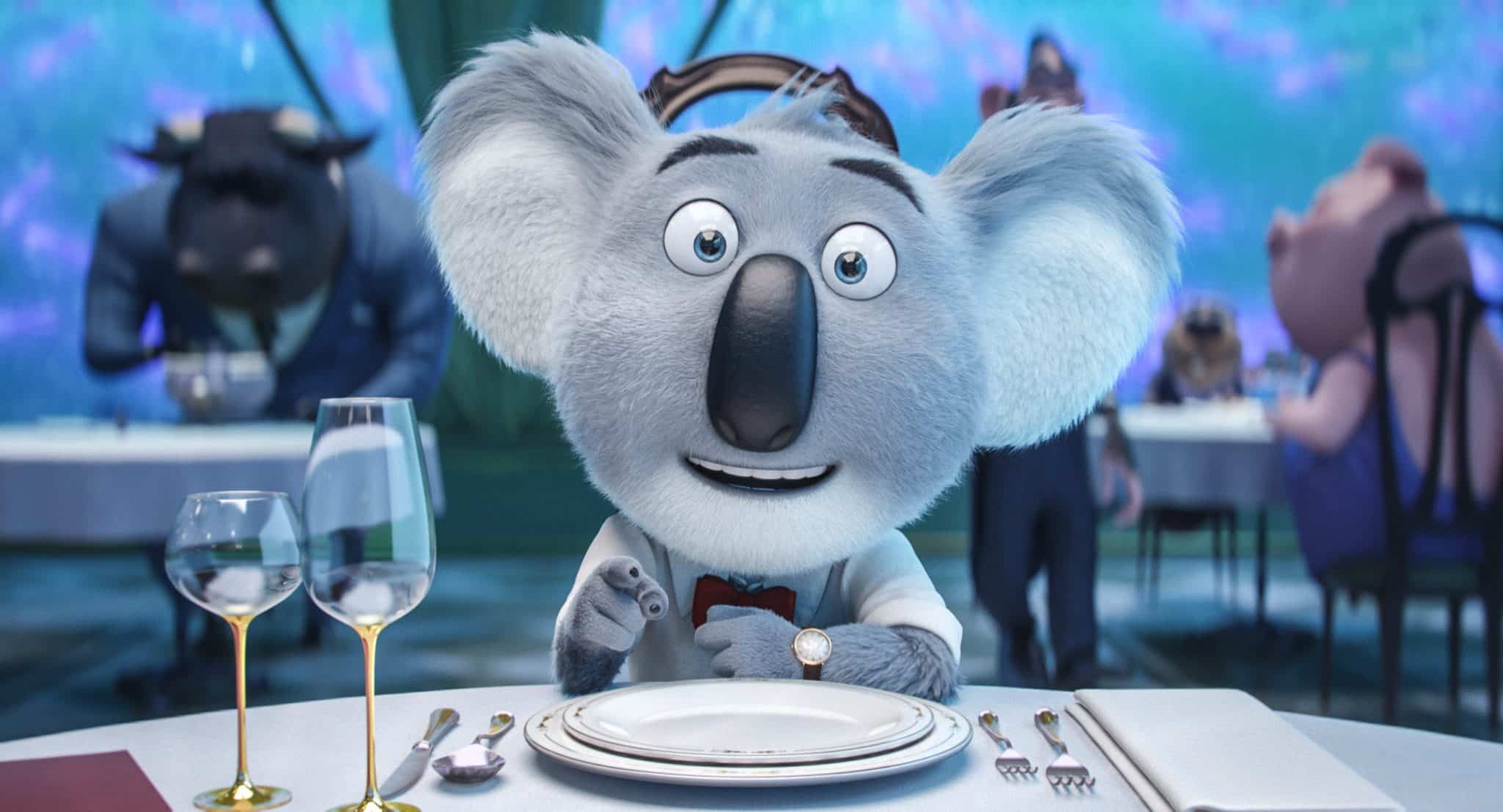SING in Theaters this December #SingMovie | ThisNThatwithOlivia.com