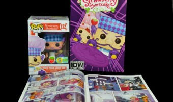 Win a Strawberry Shortcake Prize Pack! (Ends 8/31) | ThisNThatwithOlivia.com