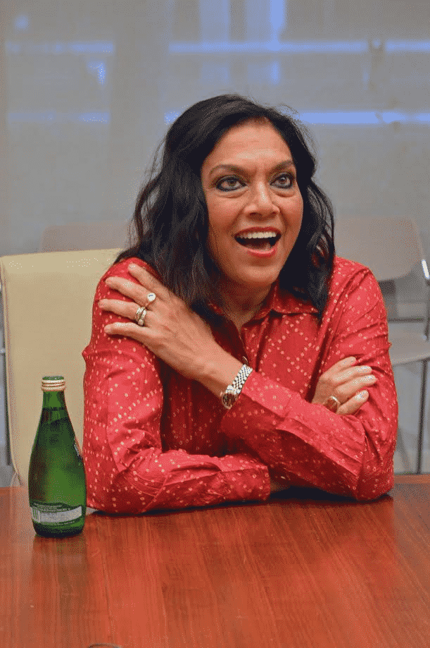 Interview with Mira Nair -- Director of Queen Of Katwe #QueenOfKatweEvent| ThisNThatwithOlivia.com