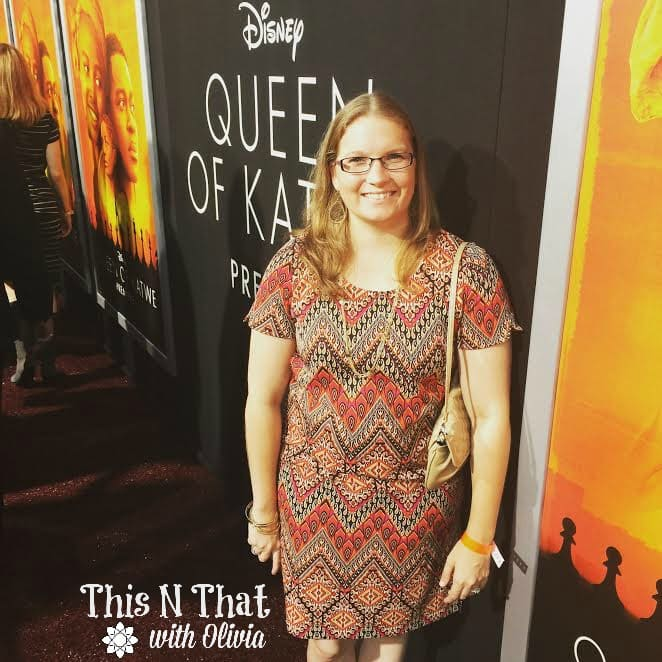 Queen of Katwe Premiere Experience #QueenOfKatweEvent | ThisNThatwithOlivia.com