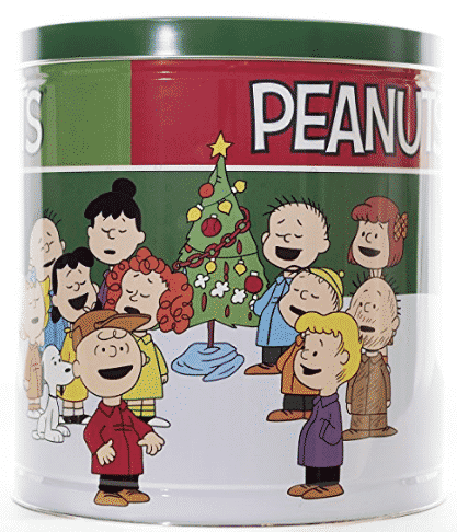 Win a Peanuts Holiday Prize Pack! #PeanutsBrandAmbassador