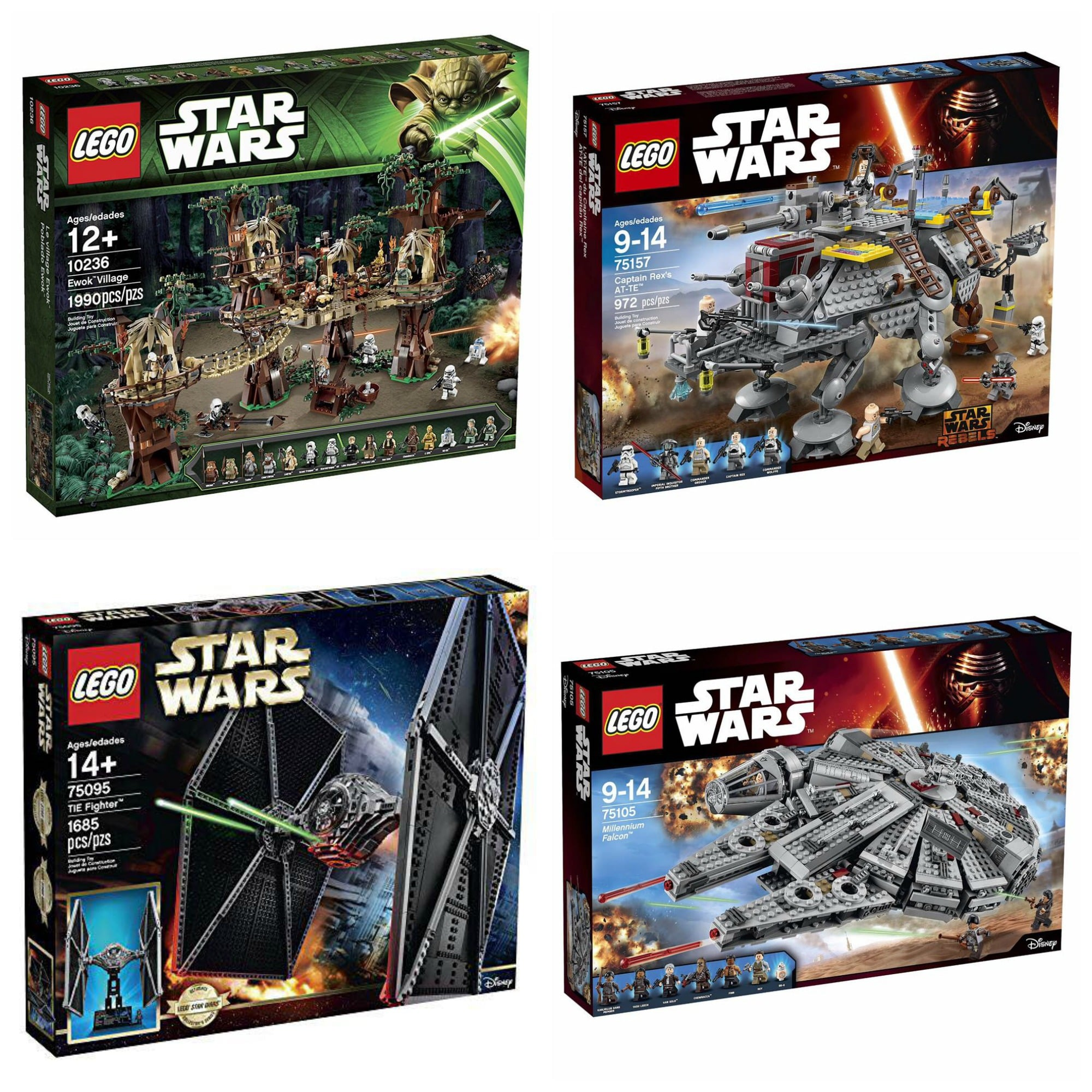 BIG Savings on LEGO Star Wars & LEGO Friends Sets on Amazon and Target.com!!