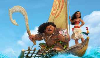 MOANA – Sing-Along Version Sails into Theaters January 27!!! #Moana