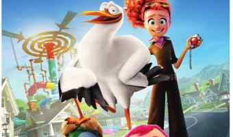 Storks on Ultra HD Blu-ray Combo Pack, 3D Blu-ray Combo Pack, Blu-ray and DVD!