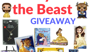 Beauty and The Beast Prize Pack Giveaway #BeOurGuest #BeautyandTheBeast #TheHoppingBloggers