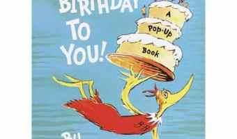 Dr. Seuss Books as low as $2.49!