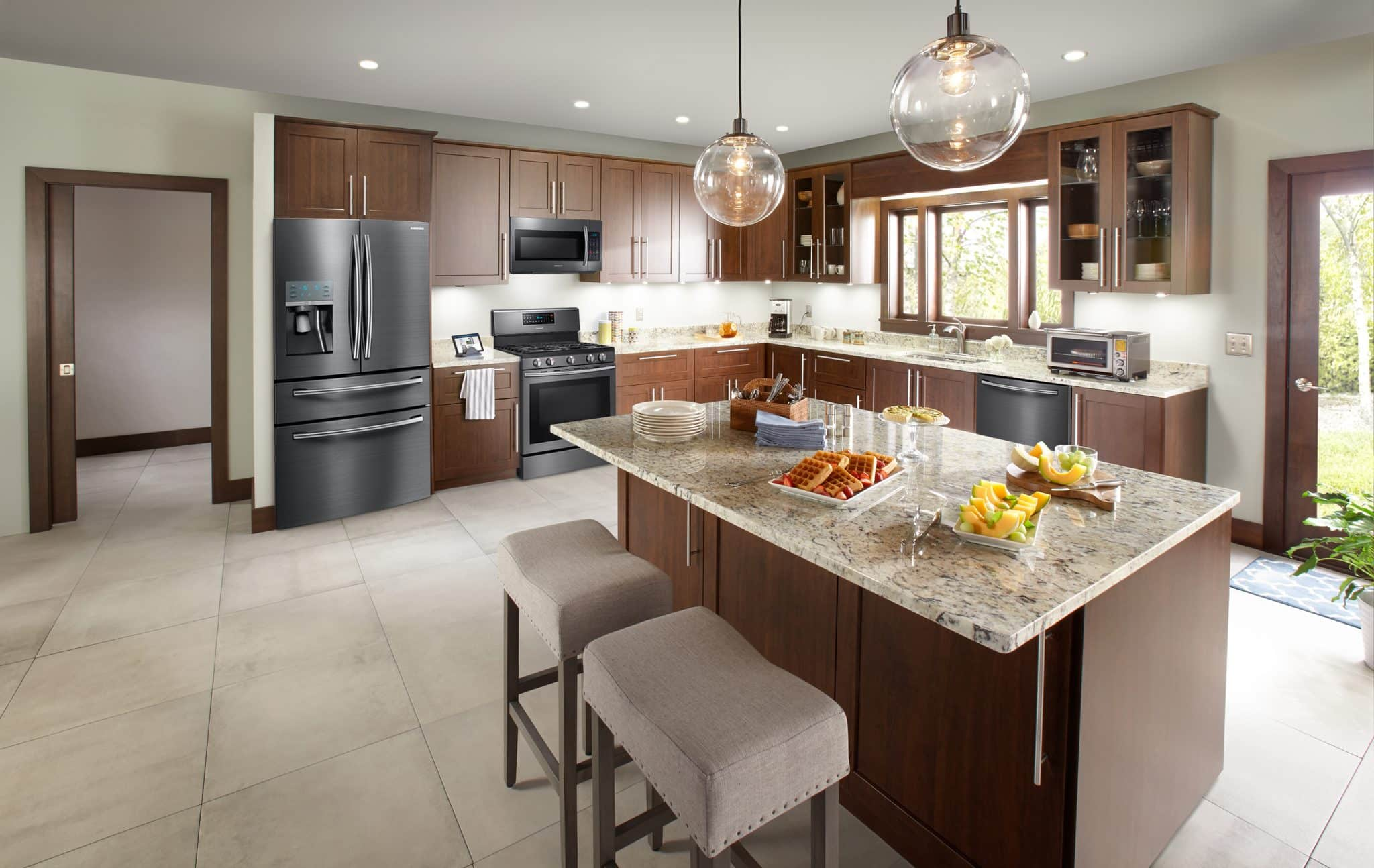 Remodel Your Kitchen With Samsung Appliances Bestbuy